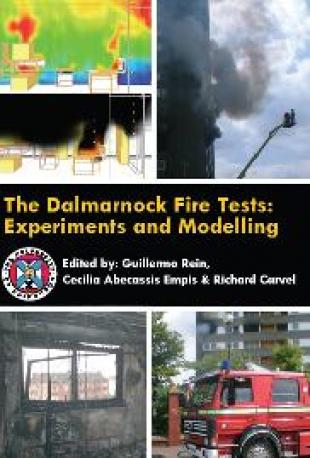 The Dalmarnock Fire Tests: Experiments and Modelling